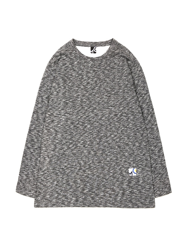 LONG SLEEVE T-SHIRTS_DARK GREY