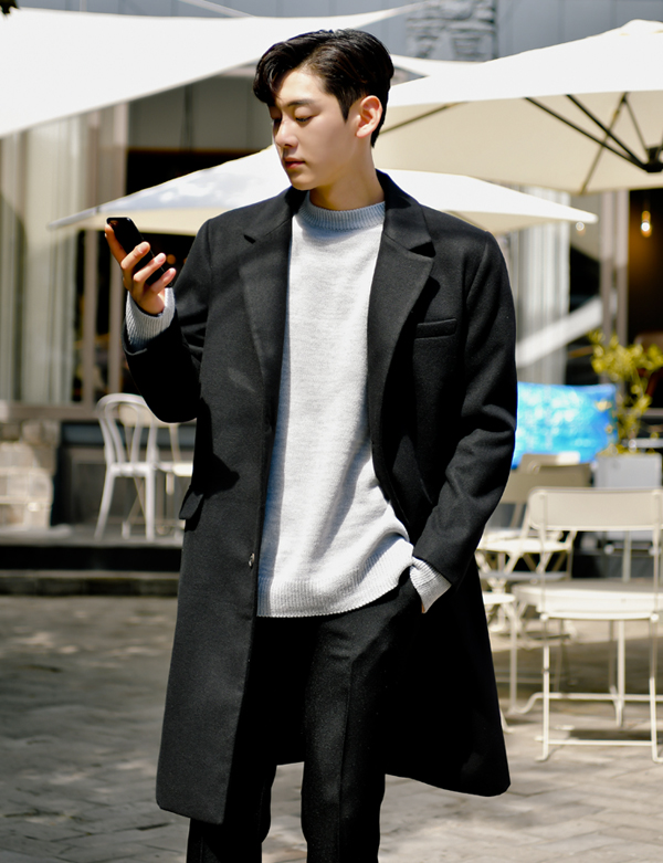 Personal Three Button Single Coat[BT1210]