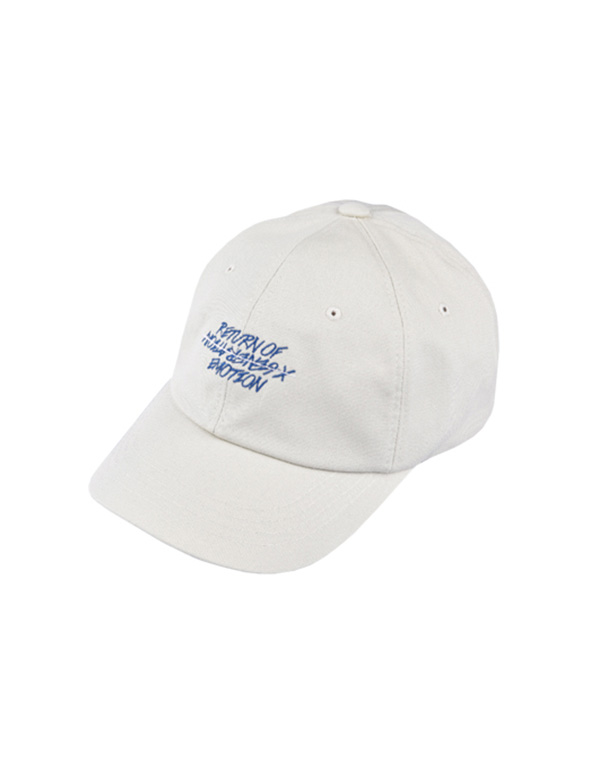 XGR BALL CAP_GRAY