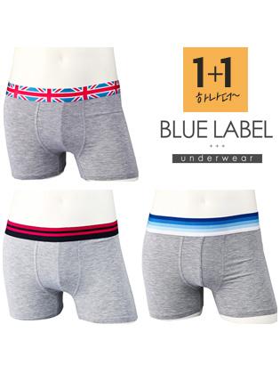 1+1[AJ0594]BLUE LABEL 언더웨어4