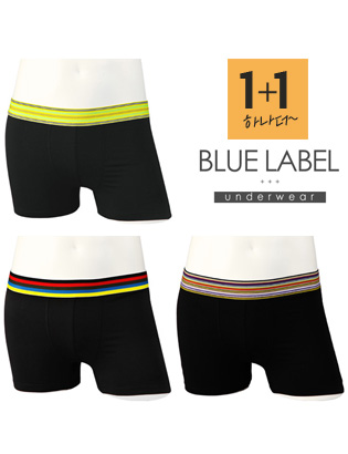 1+1[AJ0515]BLUE LABEL 언더웨어21
