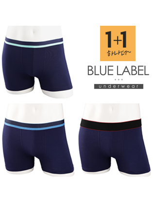1+1[BE3084]BLUE LABEL Underwear16